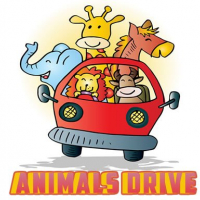 Animals Drive Jigsaw
