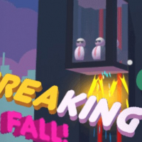 Breaking Fall Jigsaw