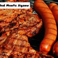 Grilled Meats Jigsaw