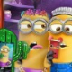 Minions Funny Selfie