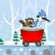 Regular Show: Snow Race