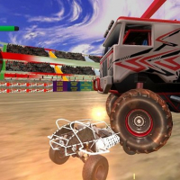 Crazy Buggy Demolition Derby