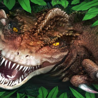 DINO WORLD - Jurassic dinosaur game