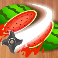 Fruit Ninja Cutter Slice Fun Game
